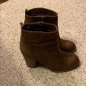 "Madden Girl ""dudette"" Ankle Boots"